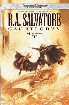 Gauntlgrym - Salvatore, R A
