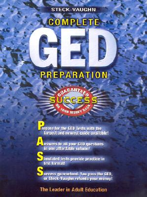 GED Complete Preparation 2002: Kit - Redmond, Jim
