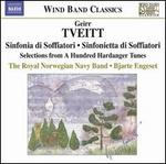 Geirr Tveitt: Sinfonia di Soffiatori; Sinfonietta di Soffiatori; Selections from A Hundred Hardanger Tunes