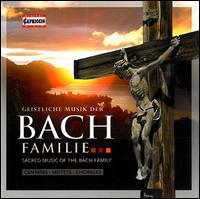 Geistliche Musik der Bach Familie - Achim Beyer (violone); Albrecht Lepetit (tenor); Andreas Karasiak (tenor); Barbara Schlick (soprano);...