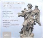 Geistliche Musik um 1750