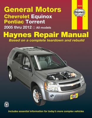 9781620921760 General Motors Chevrolet Equinox And