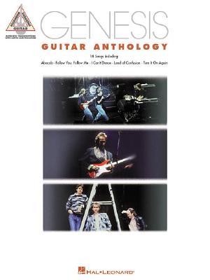 Genesis Guitar Anthology - Hal Leonard Publishing Corporation (Creator)