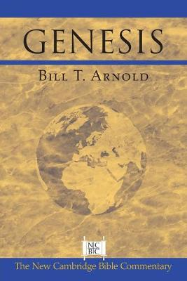 Genesis - Arnold, Bill T, Professor, Ph.D.