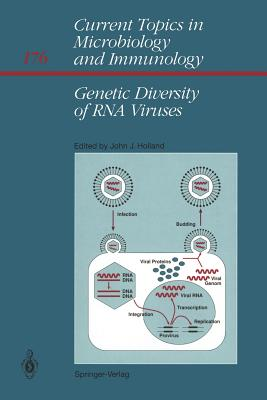 Genetic Diversity of RNA Viruses - Holland, John J (Editor)