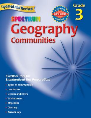 Geography, Grade 3: Communities - Spectrum