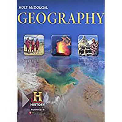 Geography: Student Edition 2012 - Holt McDougal (Prepared for publication by)