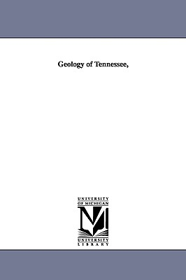 Geology of Tennessee, - Safford, James Merrill