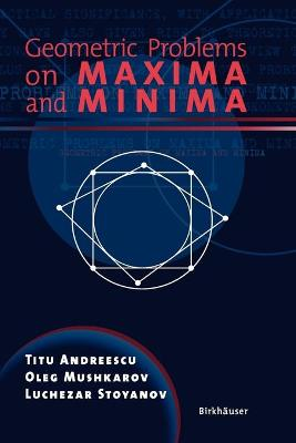Geometric Problems on Maxima and Minima - Andreescu, Titu