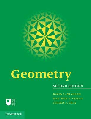 Geometry - Brannan, David A., and Esplen, Matthew F., and Gray, Jeremy J.