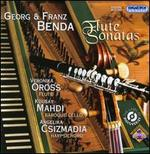 Georg & Franz Benda: Flute Sonatas