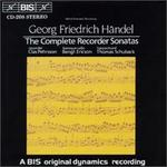 Georg Friedrich Händel: The Complete Recorder Sonatas