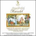 Georg Friedrich Handel: Organ Concerto