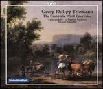 Georg Philipp Telemann: The Complete Wind Concertos
