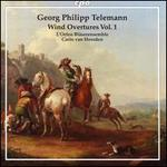 Georg Philipp Telemann: Wind Overtures, Vol. 1