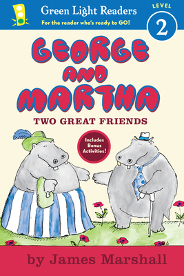 George and Martha: Two Great Friends - Marshall, James