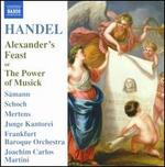 George Frideric Handel: Alexander's Feast