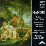 George Frideric Handel: Clori, Tirsi E Fileno