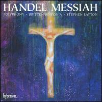 George Frideric Handel: Messiah - Allan Clayton (tenor); Andrew Foster-Williams (bass); Iestyn Davies (counter tenor); Julia Doyle (soprano);...