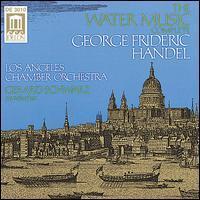 George Frideric Handel: The Water Music Complete - Allan Vogel (oboe); Boyce Hood (trumpet); David Shostac (flute); Douglas Davis (cello); Ilkka Talvi (violin);...