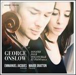 George Onslow: Sonates pour Violoncelle et Piano