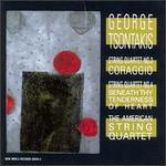 George Tsontakis: Quartets No.3 And No.4