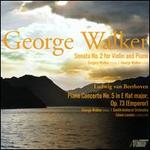 George Walker: Composer and Performer