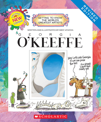 Georgia O'Keefe (Revised Edition) - Venezia, Mike