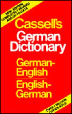 German/English Dictionary Index - Cassell