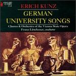 German University Songs