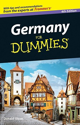 Germany for Dummies - Olson, Donald