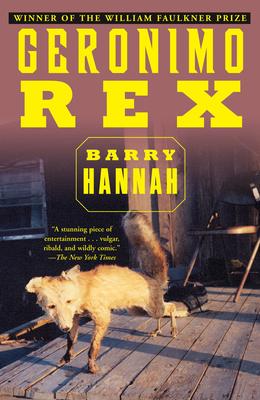 Geronimo Rex - Hannah, Barry