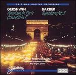 Gershwin / Barber: Orchestral Works