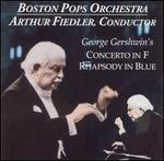 Gershwin: Concerto in F; Rhapsody in Blue
