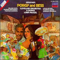 Gershwin: Porgy & Bess - Alan Leatherman (vocals); Alpha Floyd (vocals); Arthur Thompson (vocals); Barbara Conrad (vocals); Christopher Deane (vocals); Donald Zucca (vocals); Florence Quivar (vocals); François Clemmons (vocals); Isola Jones (vocals)