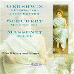 Gershwin/Schubert/Massenet