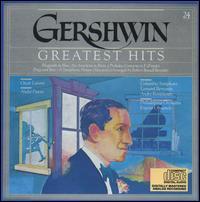 Gershwin's Greatest Hits - André Previn (piano); Leonard Bernstein (piano); Oscar Levant (piano)