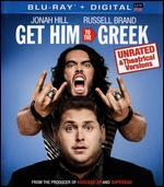 Get Him to the Greek [Includes Digital Copy] [UltraViolet] [Blu-ray]