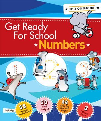 Get Ready for School: Numbers - Van Doren, Elizabeth