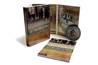 Get Uncomfortable: Serve the Poor. Stop Injustice. Change the Worldin Jesus' Name (DVD Leader Kit) - Phillips, Todd