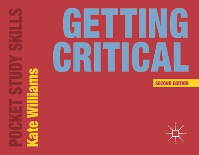 Getting Critical - Williams, Kate