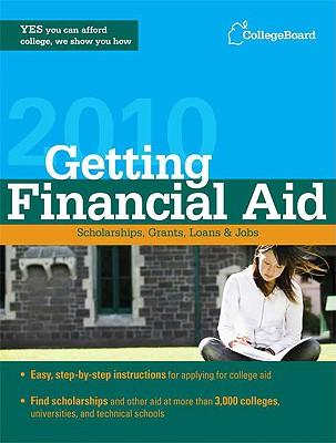 Getting Financial Aid Handbook - College Board (Creator)