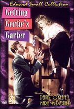 Getting Gertie's Garter