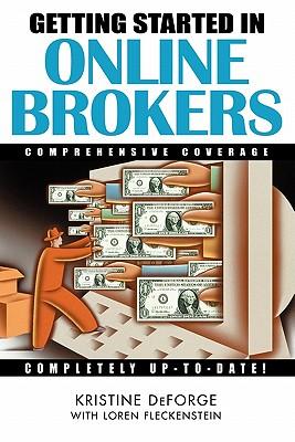 Getting Started in Online Brokers - Deforge, Kristine