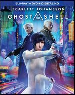 Ghost in the Shell [Includes Digital Copy] [Blu-ray/DVD] - Rupert Sanders