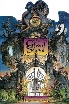 ghoul school a wickedly scary pop up book book by pat thomson leo