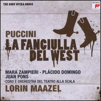 Giacomo Puccini: La Fanciulla del West - Aldo Bottion (vocals); Aldo Bramante (vocals); Antonio Salvadori (vocals); Claudio Giombi (vocals); Ernesto Gavazzi (vocals);...