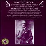 Giacomo Puccini: The Maestro's Voice