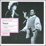 Giacomo Puccini: Tosca - Carlo Badioli (vocals); Ettore Bastianini (vocals); Franco Piva (vocals); Giuseppe di Stefano (vocals);...