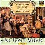 Giardini, Noferi: Sonate e Trii con Chitarra